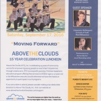 Moving Forward 15 Year Celebration Luncheon