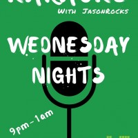 Karaoke Wednesdays With JasonRocks at 42 Lounge