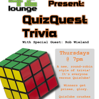 QuizCube Presents: QuizQuest Trivia at 42 Lounge