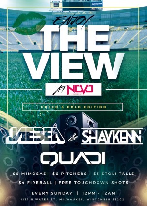 The View - Green & Gold Edition