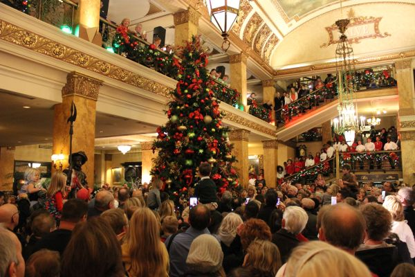 Pfister Annual Tree Lighting Event presented by The Pfister Hotel | Milwaukee365.com & Pfister Annual Tree Lighting Event presented by The Pfister Hotel ... azcodes.com