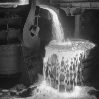 STEEL: The Cycle of Industry by David Plowden