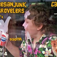 Indonesian Junk, The Grovelers, Size 5's @ Cactus Club