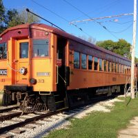 Chicago Day at the East Troy Railroad