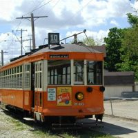 Milwaukee Day at the East Troy Railroad