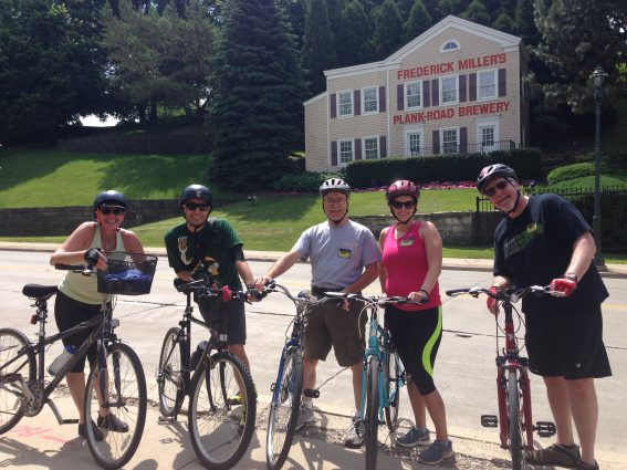 Milwaukee Historic Brewery Bike Tour