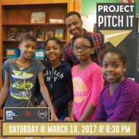 Project Pitch It - Watch Party
