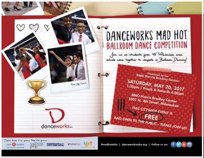 Mad Hot Ballroom Competition