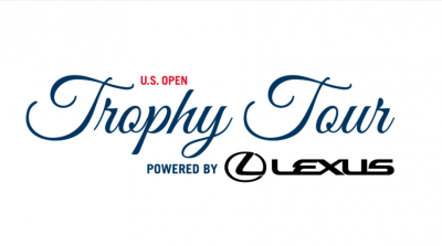 U.S. Open Trophy Tour