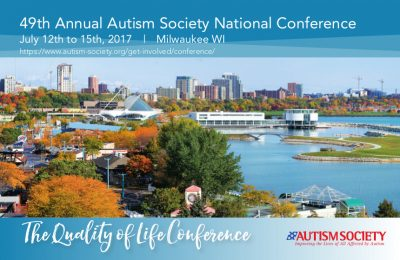 49th Annual Autism Society National Conference