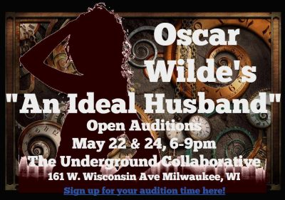 AUDITIONS: An Ideal Husband