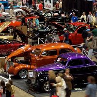 56th Annual O'Reilly Auto Parts World of Wheels