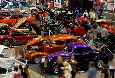 Th Annual OReilly Auto Parts World Of Wheels Milwaukeecom - O reilly car show