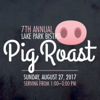 7th Annual Pig Roast