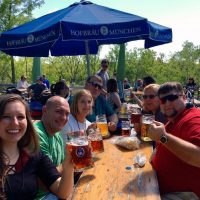 Beer, Cheese and Beer Garden Tour