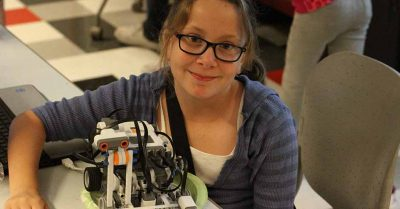Bot Battle Engineer Summer Camp - Just For Girls