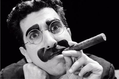 Frank Ferrante in An Afternoon with Groucho