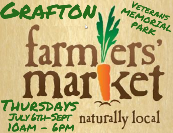 Grafton Farmer's Market