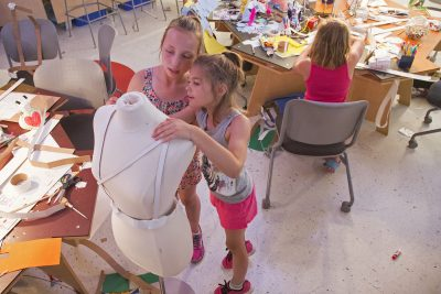 Jr. Fashion Designer Summer Camp