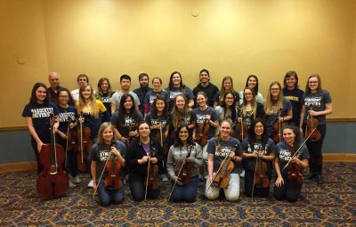 """Marquette University Symphony Orchestra: """"Schubert's Eighth"""""""