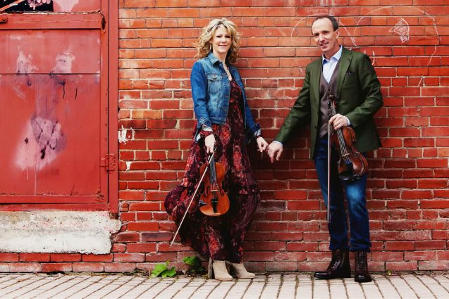 Natalie MacMaster & Donnell Leahy Present A Celtic Family Christmas