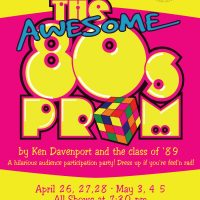 The Awesome 80's PROM by Kevin Davenport