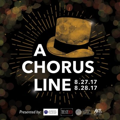"""A Chorus Line"" with Milwaukee Opera Theatre and Theater RED"