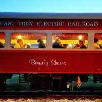 Beer Tasting Train on the East Troy Railroad