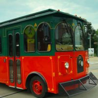 Docent-Led Trolley Tours