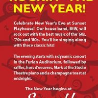 ROCKIN' THE NEW YEAR: CONCERT & PARTY