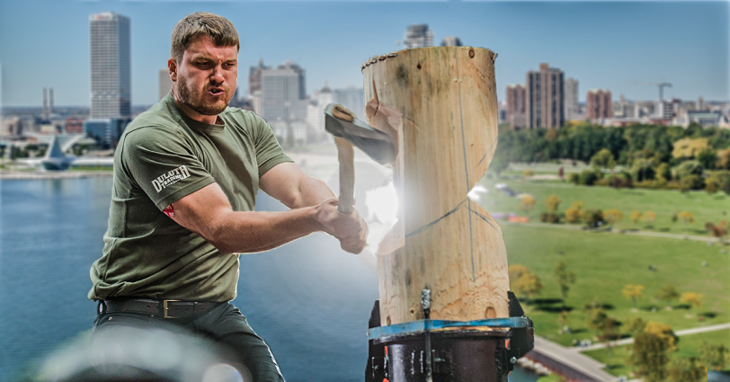 The STIHL TIMBERSPORTS U.S. Professional & Collegiate Championships