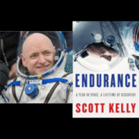 Scott Kelly, author of Endurance, at UWM Union