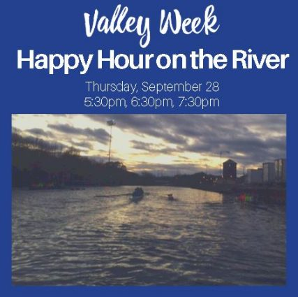 Happy Hour on the River