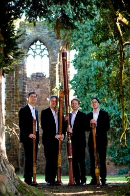 """Flanders Recorder Quartet, """"The Final Chapter: 30 Years"""""""