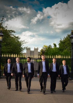 "The Queen's Six, ""Sacred & Profane: Music of the Tudor and Jacobean Courts"""