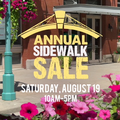Third Ward Sidewalk Sales