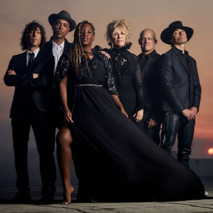 Nancy Wilson of Heart/Roadcase Royale at Pabst Theater