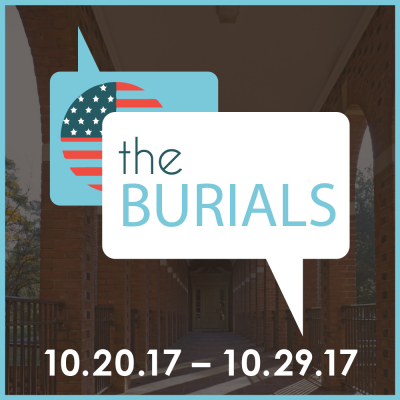 "Stritch Theater Presents: ""The Burials"""