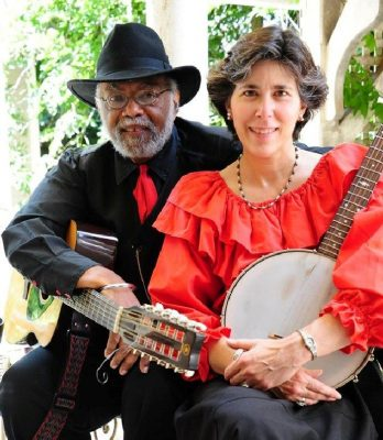 Sparky and Rhonda Rucker in Concert