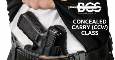Concealed Carry Permit/Firearm Safety Course