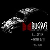Monster Bash at Bugsy's