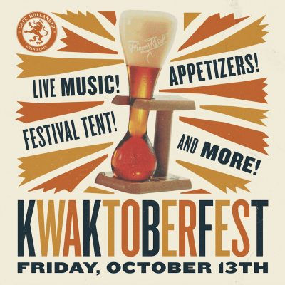 Kwaktoberfest at Café Hollander Downer