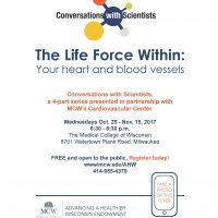 Conversations with Scientists | THE LIFE FORCE WIT...