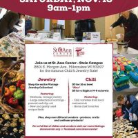Warm Your Heart Chili & Vintage Jewelry Sale