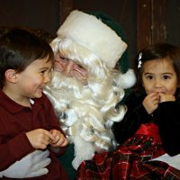 Breakfast or Lunch with Santa in Wauwatosa