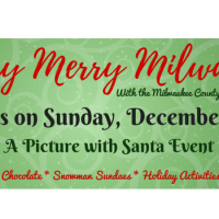 Free - A Very Merry Milwaukee: Picture with Santa Event