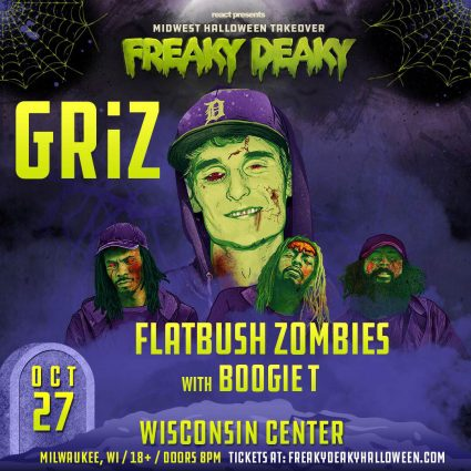 Freaky Deaky Midwest Halloween Takeover/Night 1