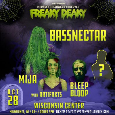 Freaky Deaky Midwest Halloween Takeover/Night 2