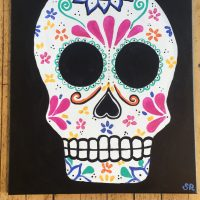 Day of the Dead Celebration at Arte' !