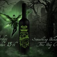 Blacksinthe Release: Friday the 13th Party